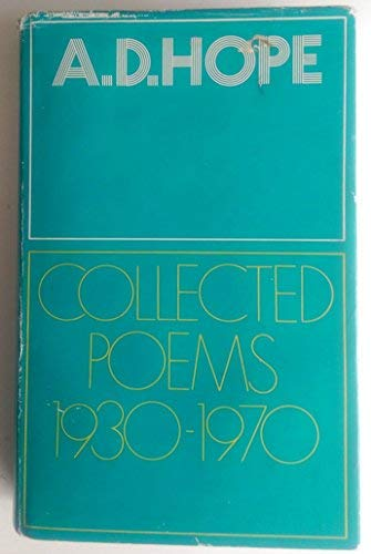 9780207123399: Collected Poems