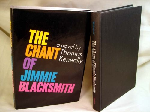 9780207123757: Chant of Jimmie Blacksmith
