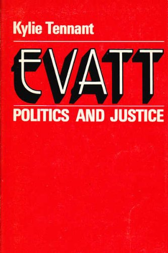 9780207125331: Evatt - Politics And Justice