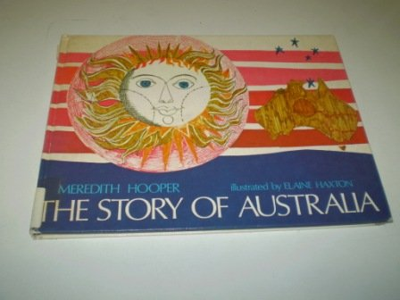 Story of Australia (0207127905) by Meredith Hooper