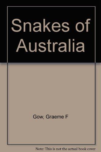 9780207129377: Snakes of Australia