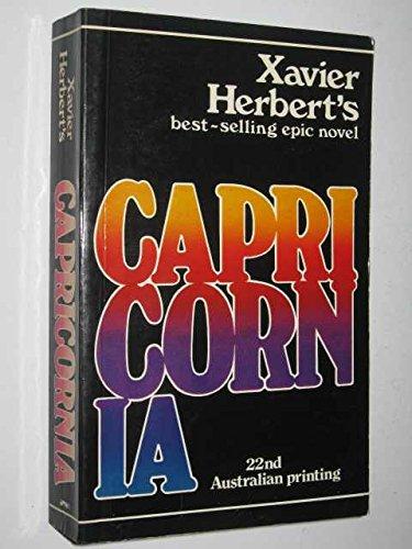 Capricornia: Herbert, Xavier