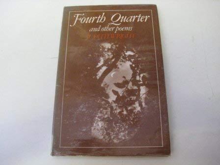 FOURTH QUARTER: Wright, Judith