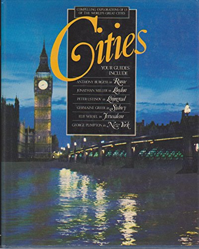 Cities Compelling Explorations of 13 of the: Ustinov Peter, Laing
