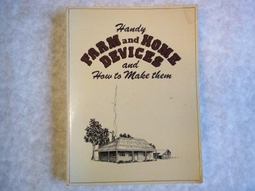 9780207141973: Handy Home & Farm Devices Lb (A Cornstalk book)