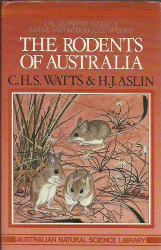 9780207142352: Rodents of Australia (Australian Natural Science Library)