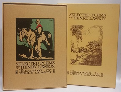 Selected Poems Of Henry Lawson (facsimile of: Lawson, Henry (poems);