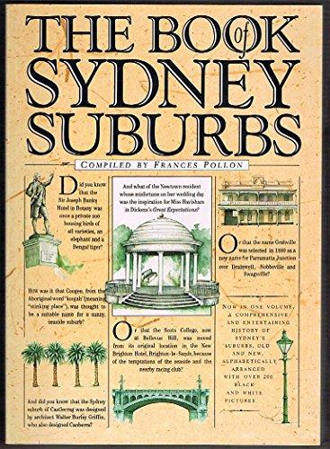 9780207144950: The Book of Sydney Suburbs