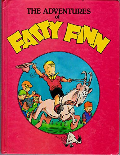 The Adventures of Fatty Finn: BOB with illustrations