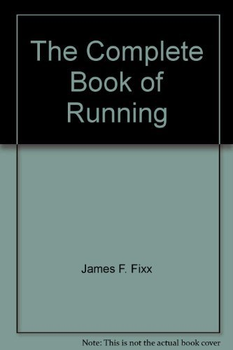9780207147081: The Complete Book of Running