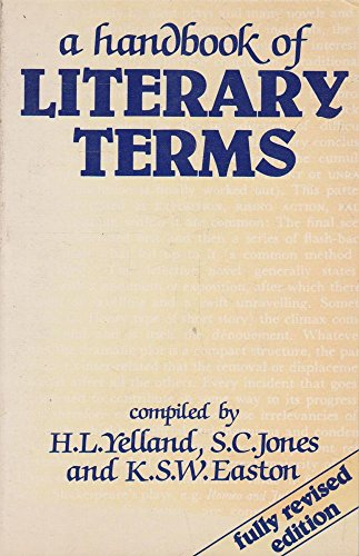 9780207147142: Handbook of Literary Terms