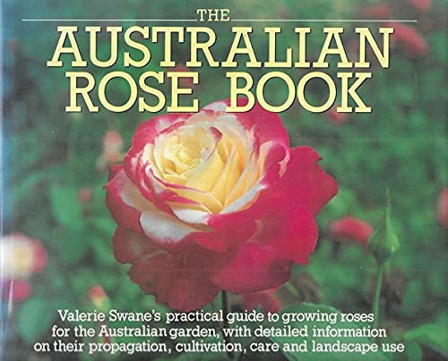 9780207147371: The Australian Rose Book