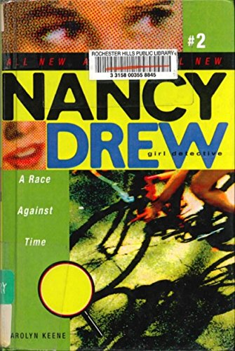 9780207147579: A Race Against Time (Nancy Drew: All New Girl Detective #2)