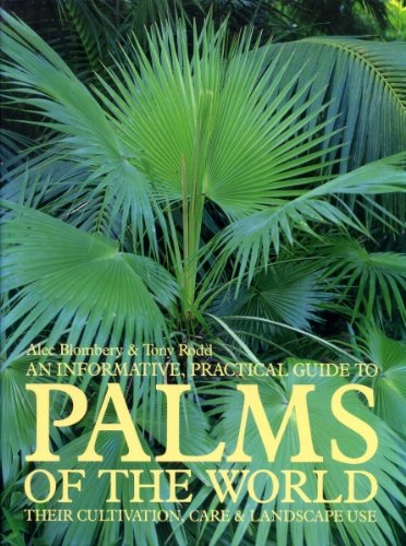 PALMS. An Informative, Practical Guide to Palms: Blombery, Alec, &