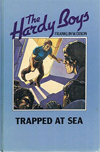 9780207149023: Trapped at Sea (Hardy Boys)