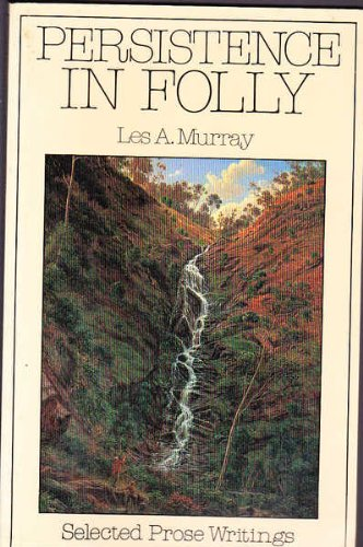 Persistence in Folly (Sirius S.): Les A. Murray