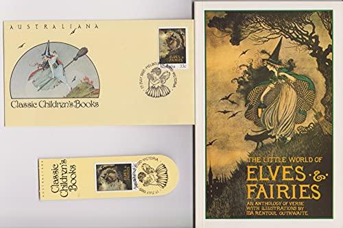 9780207149504: The Little World of Elves & Fairies: An Anthology of Verse