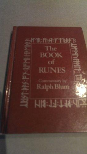 9780207150227: Book of Runes (St) (Alt)
