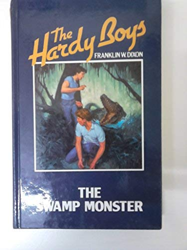 9780207152153: The Swamp Monster (Hardy Boys)