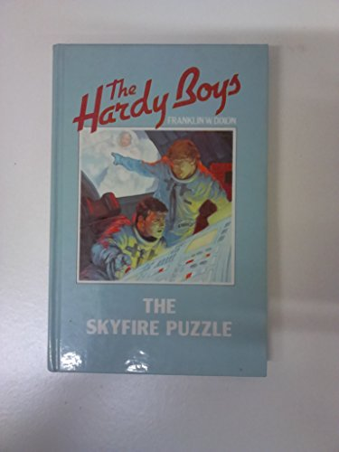 9780207152177: The Skyfire Puzzle (Hardy Boys)