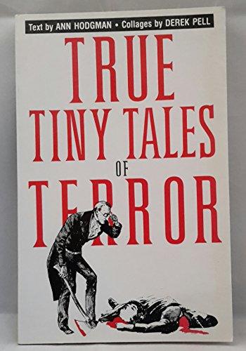 True Tiny Tales of Terror: Ann Hodgman