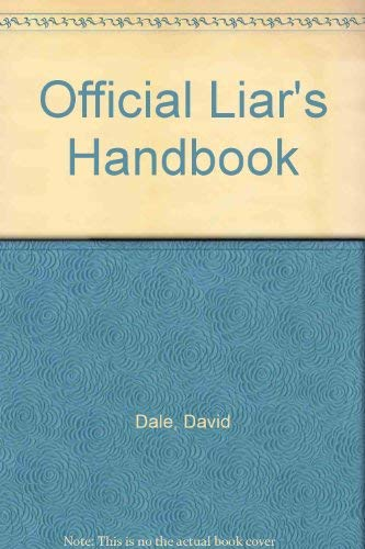 9780207152870: Official Liars Handbook