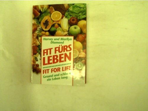 9780207153297: Fit for Life HB