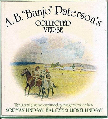 A.B. Banjo Paterson's Collected Verse: Andrew Barton Paterson