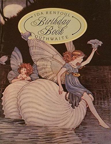 Ida Rentoul Outhwaite birthday book.: Outhwaite, Ida Rentoul