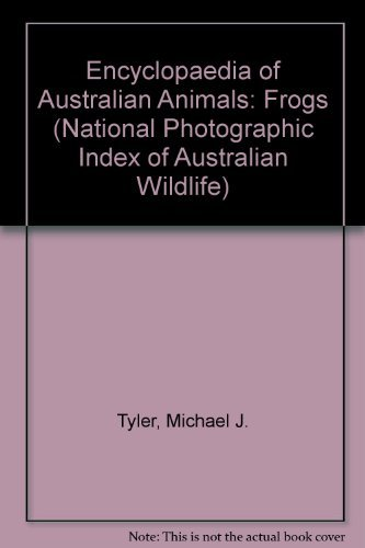 9780207159961: Encyclopedia of Australian animals (National Photographic Index of Australian Wildlife)