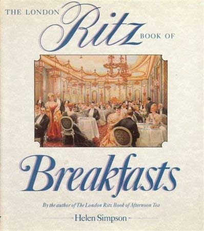 9780207161308: Ritz Book of Breakfast