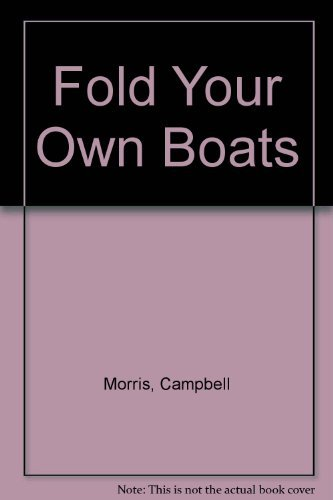 9780207161742: Fold Your Own Boats