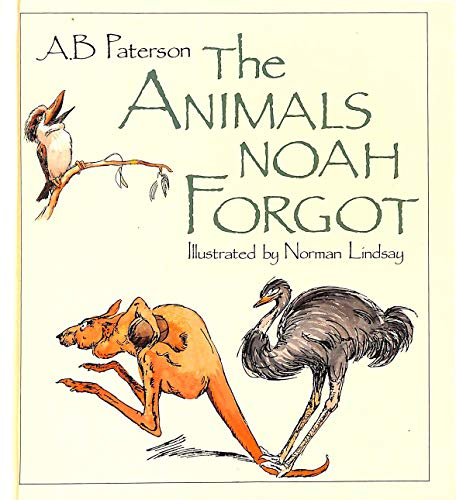 9780207161940: Animals Noah Forgot