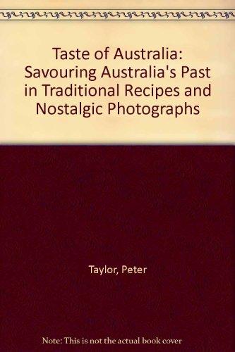 Taste of Australia (9780207162060) by Peter Taylor