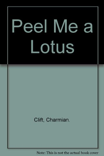 9780207166716: Peel Me a Lotus