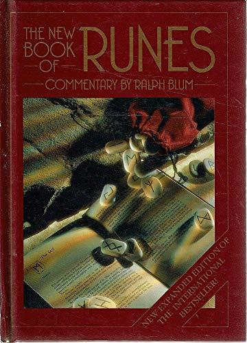9780207169342: New Book of Runes St