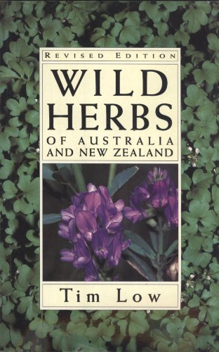 Wild Herbs of Australia and New Zealand (0207170010) by Tim Low