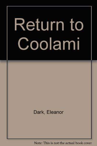 9780207170522: Return to Coolami (Imprint classics)
