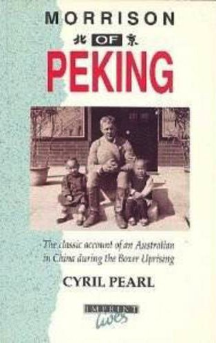 9780207171260: Morrison of Peking (Imprint lives)