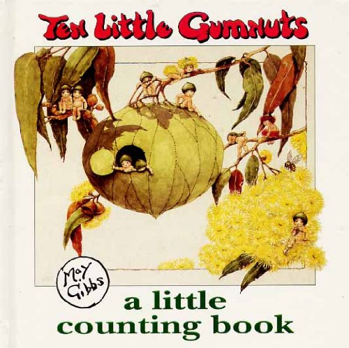 9780207173318: Ten Little Gumnuts (Angus & Robertson Books)