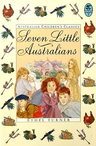 9780207173370: Seven Little Australians
