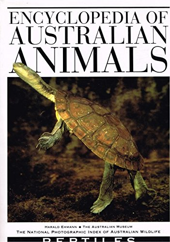 9780207173790: Reptiles: Vol 2 (Encyclopedia of australian animals)