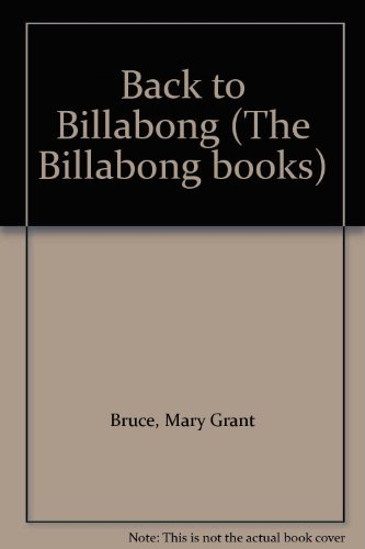 9780207175152: Back to Billabong (The Billabong books)