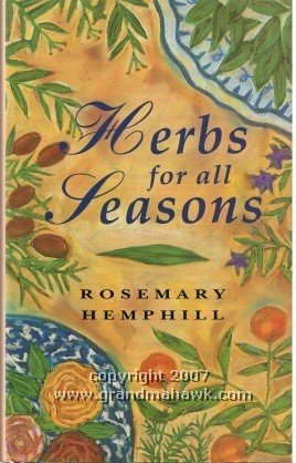 9780207176814: Herbs for All Seasons