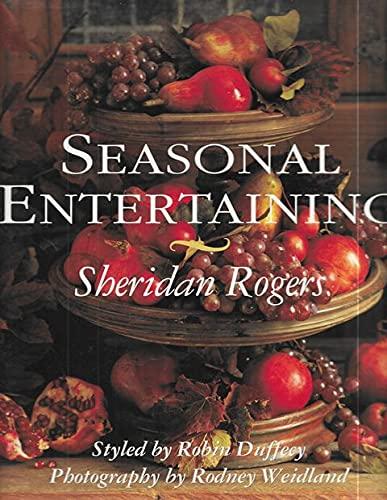 9780207177163: Seasonal Entertaining