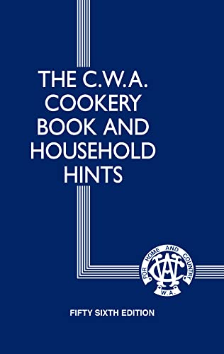 9780207180712: CWA Cookery Book and Household Hints