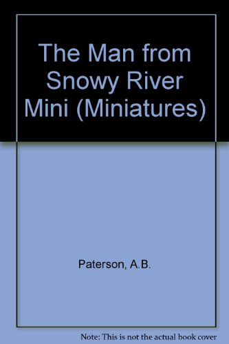9780207182006: The Man from Snowy River Mini (Miniatures)