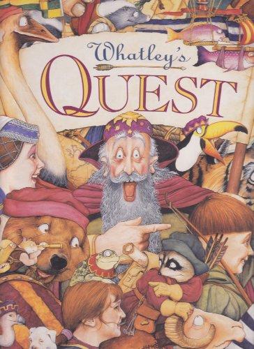 9780207184918: Whatleys Quest