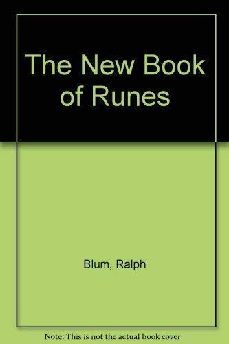 9780207186646: The New Book of Runes