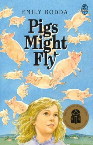 9780207187261: Pigs Might Fly (Bluegum)